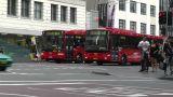 Sydney Downtown George Street 04 traffic Footage