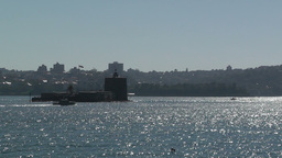 Sydney Harbour Fort Denison 02 Footage