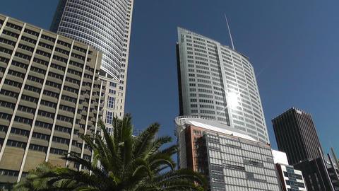 Sydney Highrisers Stock Video Footage