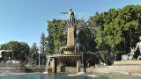 Sydney Hyde Park Archibald Fountain 01 Footage