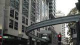 Sydney Liverpool Street Monorail 01 Footage
