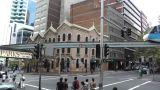 Sydney Market Street Monorail 01 Footage
