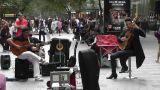 Sydney Pitt Street Musicians Tom Ward 01 Footage