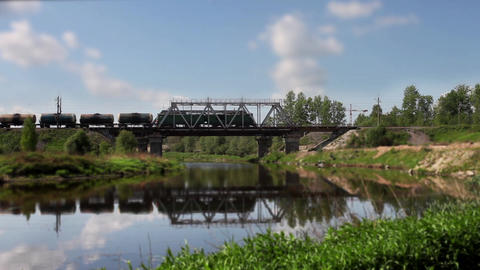 locomotive Stock Video Footage