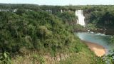 Brazil: Iquazu Falls, Devil's Throat 4 Footage