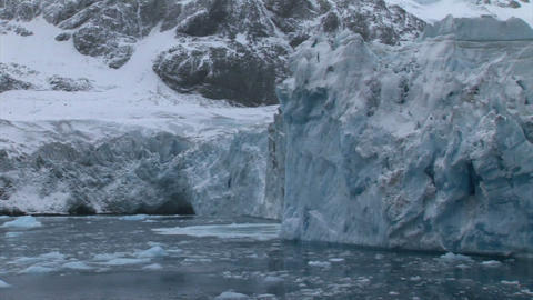 South Georgia: travel on expedition ship 7 Stock Video Footage