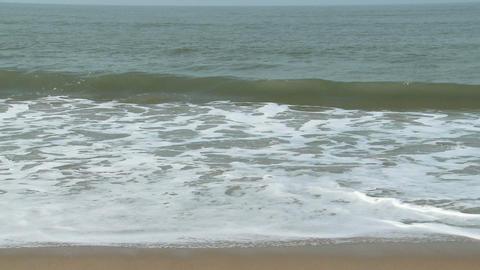 Couple having fun in the sea Stock Video Footage