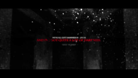 MEMORY OF THE DARKNESS After Effects Template