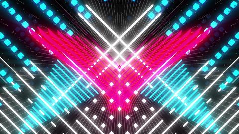 VJ Loops Color Symmetry 0