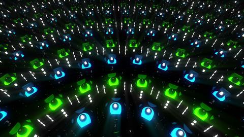 VJ Loops Color LEDs 0