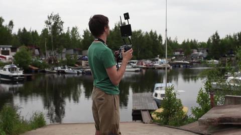 drone operator ビデオ