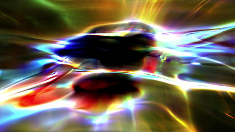 Colourful abstract energy background Animation