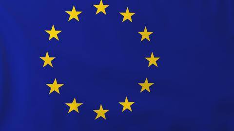 Flag of EU Animation