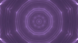 Glitter stars circles on violet background Animation