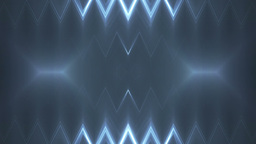 Abstract blue animation background lens flare Animation