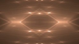 Abstract orange animation background lens flare Animation