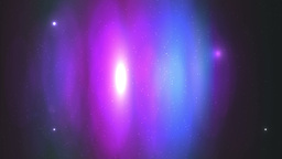Abstract space color animation background lens flare Animation