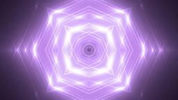 VJ Fractal Disco Violet Light Background stock footage