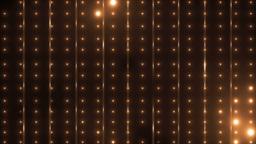 VJ Abstract motion orange background Animation