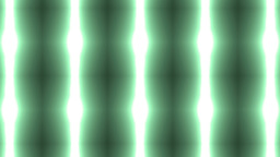 Bright Green Flood Lights Flashing Animation