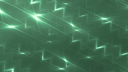 Energy Neon Waves Particles And Lines stock footage