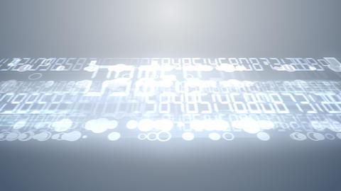 Data Stream ST5 A3 HD Animation