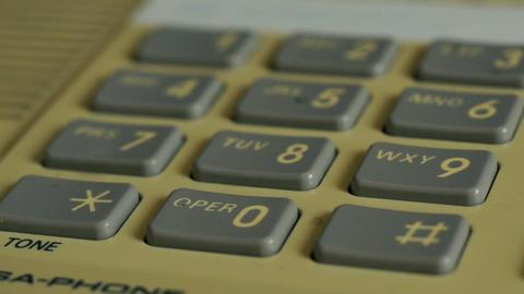 Phone 911 Stock Video Footage