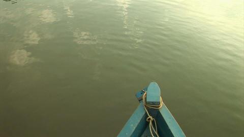Brazil: travel on Amazon river 5 Stock Video Footage