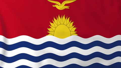Flag of Karibati Animation