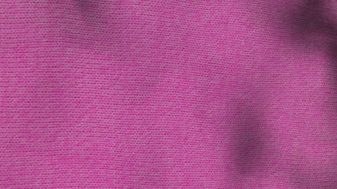 Pink Fabric Cloth Wool Material Texture Seamless Looped Background Animation
