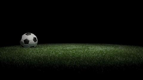Football stock footage