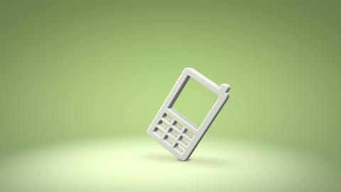 Phone Icon Animation