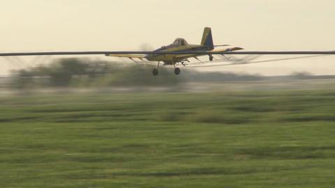 Plane Spray w Irrigation Live Action