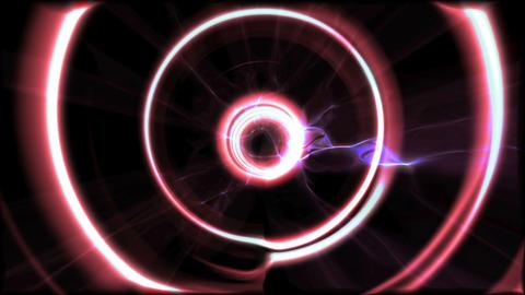 Light Tunnel, shock wave 動画素材, ムービー映像素材