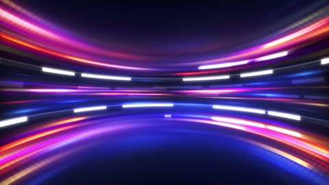 shining high tech abstract loopable background 4k (4096x2304) Animation