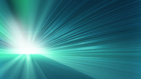 blue shining rays loopable background 4k (4096x2304) Animation