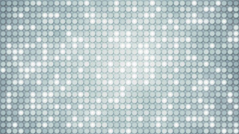 glowing glitter mosaic loopable background 4k (4096x2304) Animation