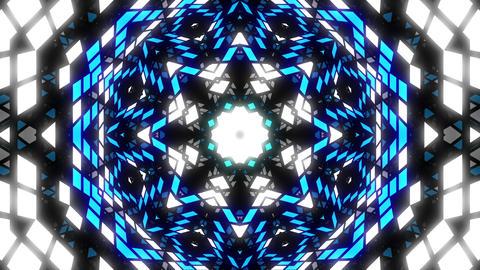 VJ Loops Color Kaleidoscope 1