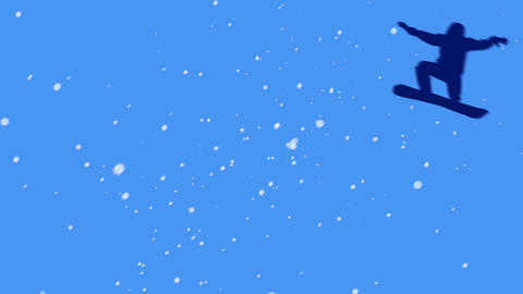 Snow Sports Animation