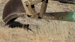 the destruction of pristine hills Footage