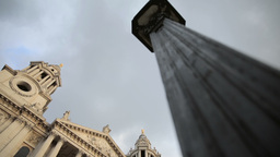 St Pauls Cathedral London Ten Footage