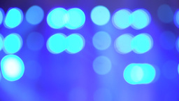 Stage Blurred Lights abstract background 03 Footage