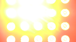 Stage Lights abstract background 07 Footage