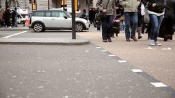 westminster people cross street Live Action