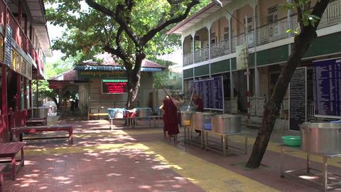 Myanmar Mandalay 0101 Footage