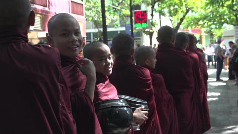 Myanmar Mandalay 0107 Footage