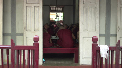 Myanmar Mandalay 0126 Footage