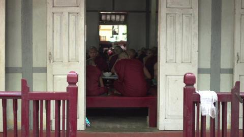 Myanmar Mandalay 0126 Footage