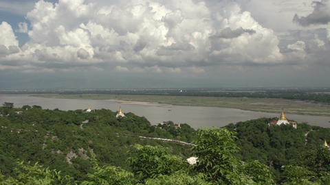 Myanmar Mandalay 0165 Footage