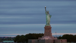 USA New York City Liberty Island 0